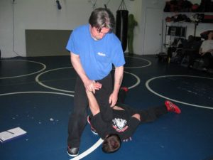 Control technique by instructor